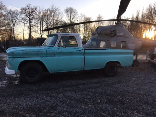 Chevrolet Pick up C10 - Apache